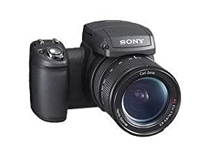 Sony Cyber-shot DSC-R1 Digital Camera - Black (10MP, 5 x Optical Zoom) 2.0""
