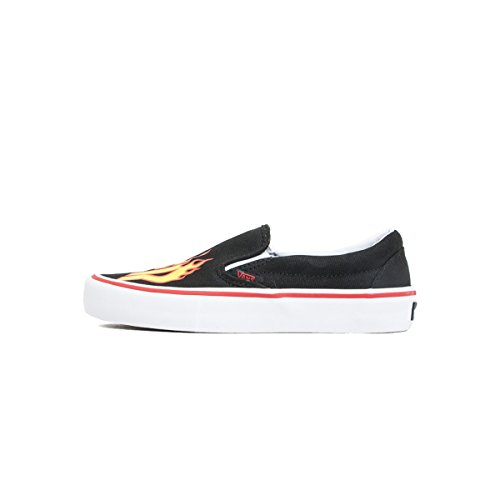 0464c5041ecc Vans x Thrasher Slip-On Pro (Thrasher Black) Mens Skate Shoes-11
