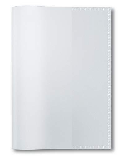 Herma 7460Protège-cahier DIN A6plastique, haut, 1pièce,...