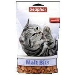Bocaditos Malta Malt-Bits Gato 35Gr