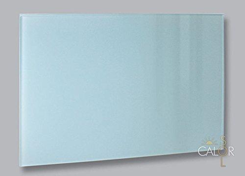 Riscaldamento a infrarossi (su vetro, Modern and Stylish), 300 W Weiß