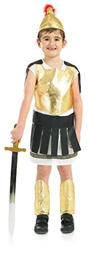 ILOVEFANCYDRESS RÖMISCHE Kinder Wache Oder Soldaten KOSTÜM Verkleidung =Fasching Karneval = ERHALTBAR in Verschiedenen GRÖßEN=XLarge