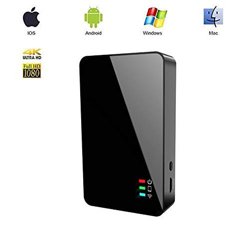 Dongle Inalámbrico con Pantalla WiFi 1080P HD