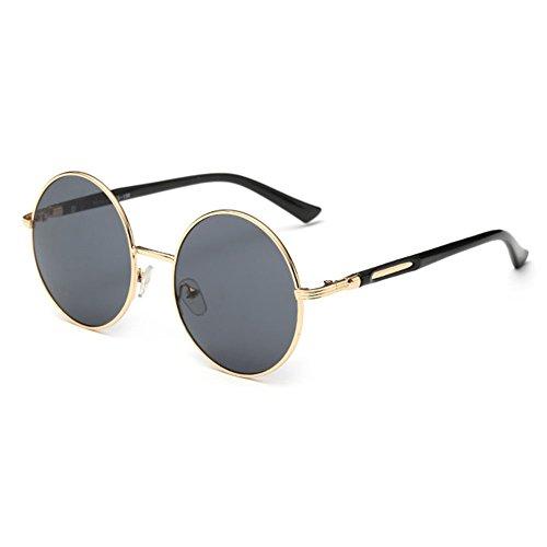 Botetrade Sommer Art Vintage Sonnenbrillen Runde Frau Brillen C1