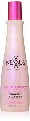 Nexxus Shampoo Color Assure White Orchid Extract 13.5oz