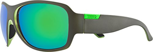 Shred PROVOCATOR NOWEIGHT Martial Sonnenbrille Military Neon Green, one Size