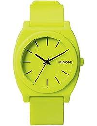 Nixon Reloj Analógico para Unisex de Cuarzo con Correa en Caucho A1191262