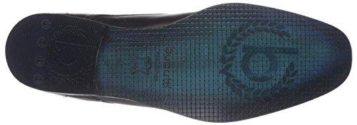 Bugatti - 312107011100, Scarpe stringate Uomo Blu (Blau (d.blau 4100))