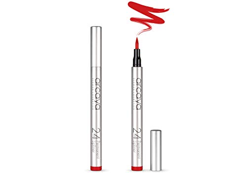 Arcaya Permanent Lipliner 615 Marilyn's Red