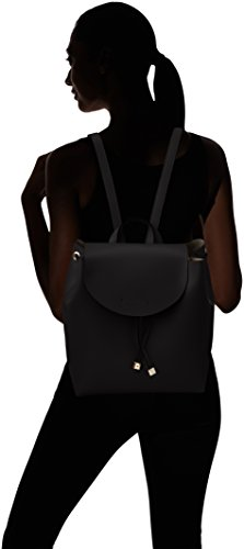 Coccinelle - C1 Yo0 Ariel Calf, borsa zaino Donna Nero (Black)
