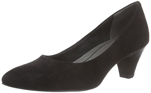 Marco Tozzi Damen 22434 Pumps Schwarz (Black 001)