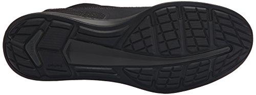 Puma Ignite Sock Reflecive Synthétique Baskets Asphalt black