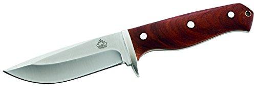 Puma TEC Couteau de Ceinture Tengwood avec Manche en Bois Multicolore Taille Unique