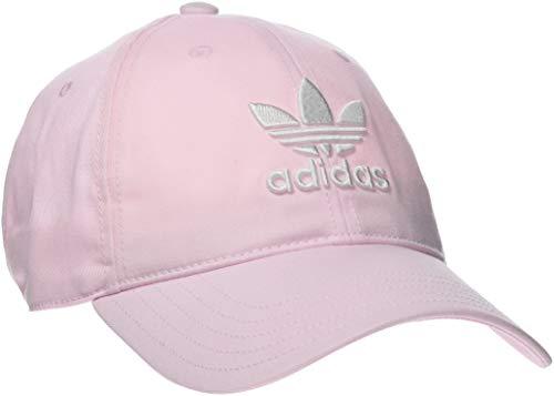 adidas Erwachsene Kappe Trefoil Classic, Clear Pink/White, OSFM, DJ0882