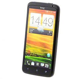 HTC HTC One X T-Mobile-Edition ohne Vertrag glamour-grey