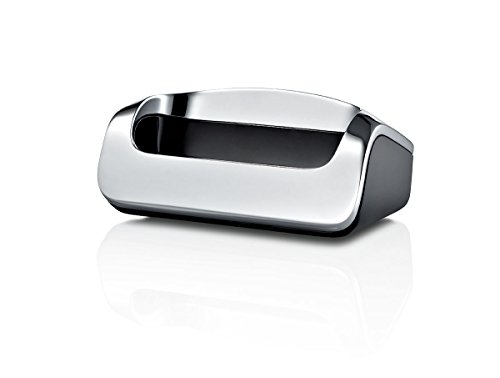Gigaset SL910 Telefon - Schnurlostelefon / Mobilteil - mit Farbdisplay / Design Telefon / schnurloses Telefon - Freisprechen - schwarz - 7