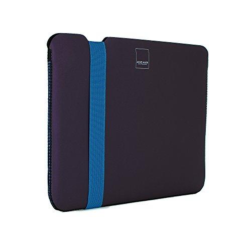 Acme Made AM36798 Skinny Sleeve für Apple MacBook Air, 27,94 cm (11 Zoll) lila/blau (Apple Macbook Air 11 Sleeve)