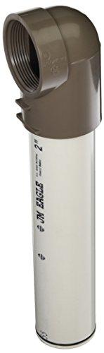 Hayward dex4820ea Ablaufbogen Montage mit O-Ring Ersatz de4820Pro Grid Vertikal D.E. Filter -