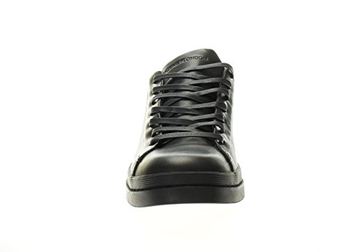 Crime London Uomo Sneaker 11910A17B 20 Sneaker in Pelle Nero