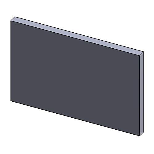 Flamado Heizgasumlenkplatte unten 420x270x30mm (Schamotte)