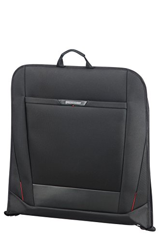 SAMSONITE PRO-DLX 5 - Garment Sleeve Porta abiti, 56 cm, 40.5 liters, Nero (Black)