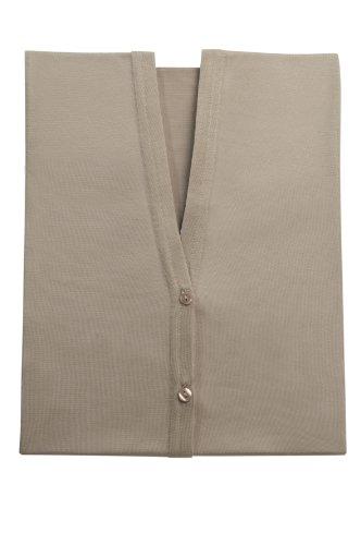 Lässig Echarpe / T-Shirt Allaitement Allover - Choco Taupe