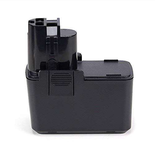 POWERGIANT Ersatzakku Für Bosch 9.6V NIMH Akku Für Bosch BAT001 PSR9.6 2607335037 2607335035,2607335072 2607335152 2607335254 2607355230 PSR 9.6VE PSB9.6VES-2 PDR9.6 VE PBM9.6 VSP-2