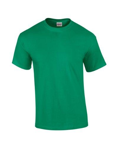 Gildan Shirt Erwachsene Ultra Cotton TM Kelly vert