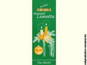 Ostprodukte-Versand.de Lametta Gold - DDR Traditionsprodukte - DDR Waren