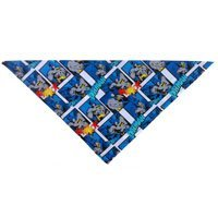 Precious Paw Prints Boutique Batman Dog Bandana ((Medium : 10-35,6 cm))