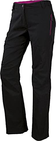 CRIVIT® Damen Trekkinghose imprägniert mit BIONIC FINISH ECO® (Gr. 38,