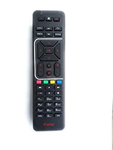 AIRTEL DIGITAL TV HD SETUP BOX REMOTE
