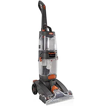 Vax VRS801 Dual Power Max with Twin Tank Technology, 1000 W - Grey and Orange