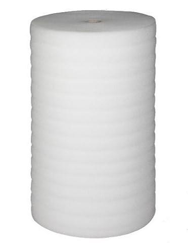 BB-Verpackungen Trittschalldämmung, 50 m², 2 mm - Laminatunterlage Parkettunterlage Dämmunterlage