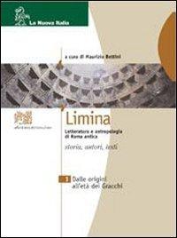 Limina. Per le Scuole superiori vol. 1-2