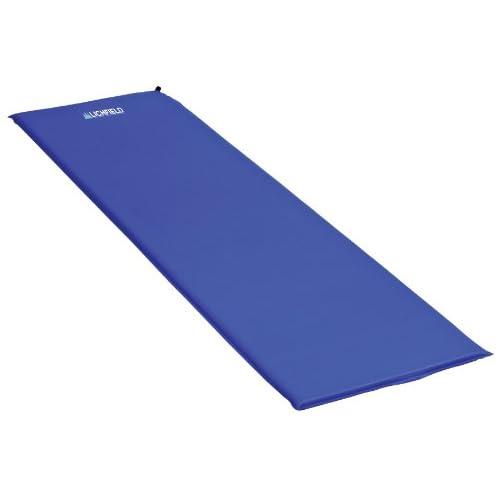 31A4o nJDPL. SS500  - Lichfield SIM Self-Inflating Camping Mat, Scuba Blue, 3 cm