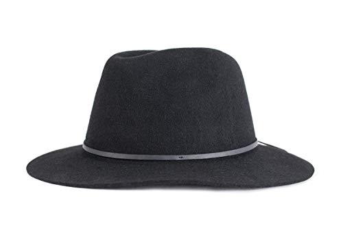 BRJXN|#Brixton Brixton Hat WESLEY black, XS BRIMHATWES