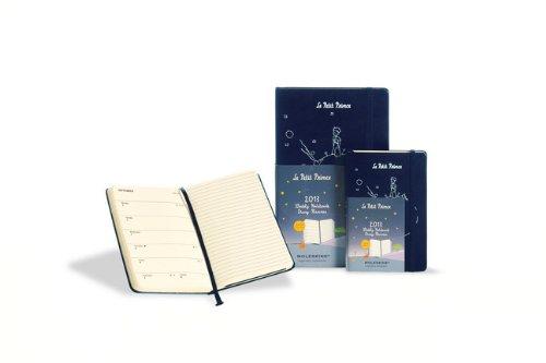 Moleskine 2013 Weekly Notebook Large - Le Petit Prince, Hard Prussian Blu (13 x 21) Moleskine 2013 Weekly Notebook Large – Le Petit Prince, Hard Prussian Blu (13 x 21) 31A57aCXTML