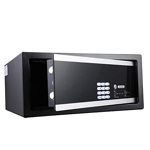 ZoSiP Cajas Fuertes Caja de Seguridad Digital electrónica, el gabinete de Seguridad con Teclado, Wall-Anclaje...