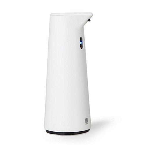 DULPLAY Automatischer soap-dispenser, Sterilisator,Sensor Home seife zu verzichten Seifenspender Hotel Badezimmer Gel duschkabine Shampoo box -Weiß 22x9cm(9x4inch)