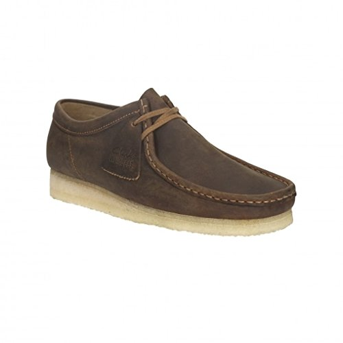 clarks-originals-wallabee-mens-suede-casual-shoes-dark-brown-43-eu