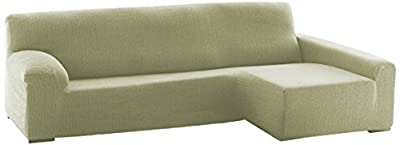 Eysa 240 cm Right Front View Dam Chaise Longue, Beige_P