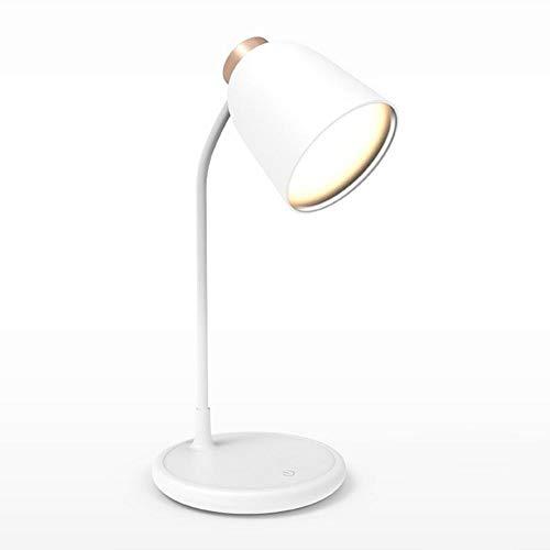 Quskto Lámpara de Escritorio, Protección for los Ojos Mesa LED ...