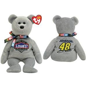 ty-orsacchiotto-di-peluche-di-jimmie-johnson-48-team-lowes-racing-nascar