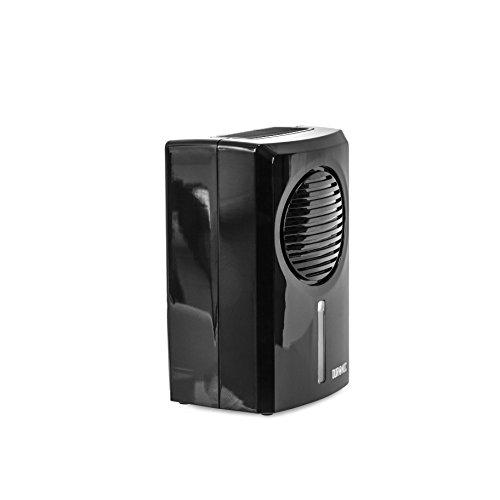 Duronic dh05 mini dehumidifier compact black 500ml portable air dehumidifier for mould damp - Small space dehumidifier bags set ...