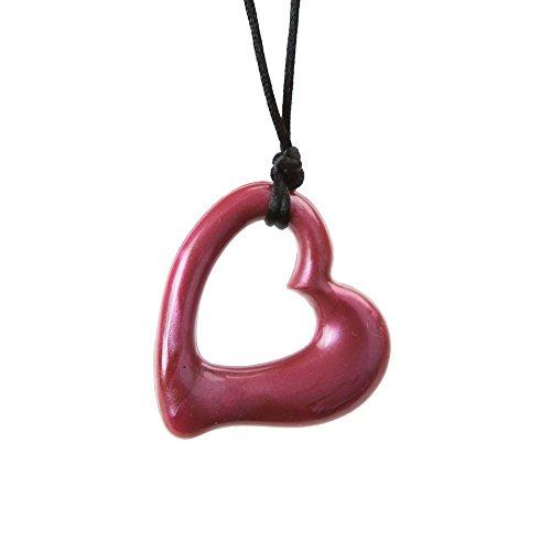 miller-heart-chew-teething-pendant-chiil-pepper-by-gumigem-silicone-teething-jewellery-dark-red