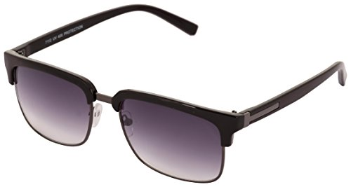 ADDON EYEWEAR Wayfarer Sunglasses For Men (Non Polarized Goggle-Stylish Grey Lens)