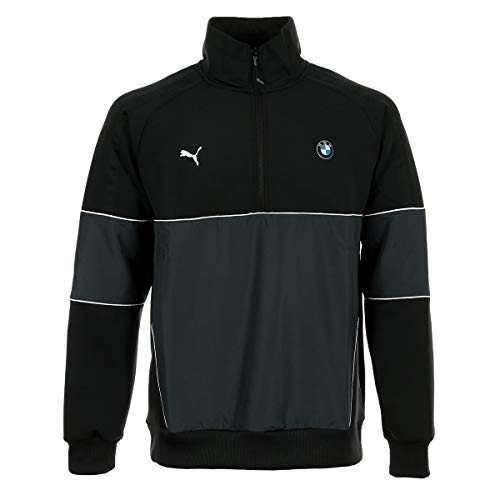 Puma BMW MMS Life 1/2 Sweat, Sportjackett - L