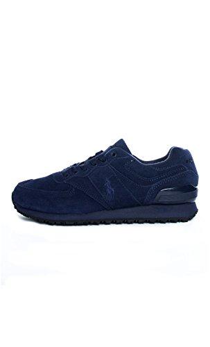 Sneakers Camoscio Uomo RALPH LAUREN Blue