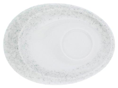Kahla - Porcelaine pour les Sens 363502A75078C Tao Shi Sous-Tasse à Expresso Gris 13 cm